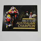 CASEY STONER 2013 Souvenir 30 Stamp Sheetlet Pack - NEW!!