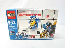 New Lego 3545 Puck Feeder Hockey Sports 151 pcs