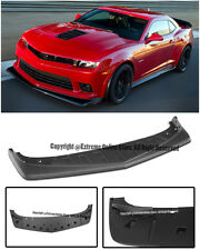 For 14-15 Chevrolet Camaro SS Z28 Style Front Bumper Lip Splitter Lower Valance