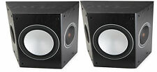 Monitor Audio SILVER FX On Wall Speakers (Wood Venner) Pair Brand New