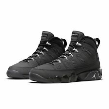 NIKE AIR JORDAN 9 RETRO BG GRADE SCHOOL KIDS SHOES SIZE US 6Y BLACK 302359-013