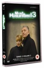 MOST HAUNTED SERIES 3 VOLUME 2 2 DISC BOX SET VCI LIVING TV UK REGION 2 DVD VGC