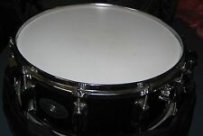 SOUND PERCUSSION 6.5 X 14 SNARE DRUM WITH KACES III CASE BLACK