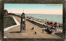 West Parade Tower Clock Cyclists Promenade,Bexhill on Sea