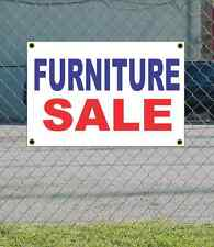 2x3 FURNITURE SALE Red White & Blue Banner Sign NEW Discount Size & Price
