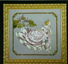 Mirabilia Cinderella counted cross stitch pattern new chart