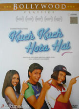 KUCH KUCH HOTA HAI * SHAHRUKH KHAN - ORIGINAL BOLLYWOOD DVD - FREE POST