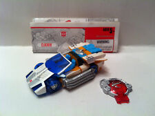 Hasbro Transformers Cybertron Scout Class Clocker Complete 2005