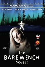 The Bare Wench Project (DVD) Nikki Fritz, Julie K.Smith --- REGION ALL