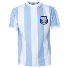 TOFFS Mens Argentina 1986 World Cup Retrol Football Shirt 3XL box5611 i