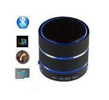Portable Bluetooth Speaker Handsfree Calling USB/AUX/MicroSD Slot