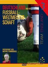 Deutschland und die Fußballweltmeisterschaft - Team England ( Doku ) DVD