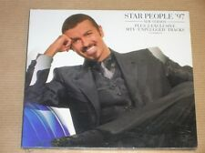 CD 3 TITRES / GEORGE MICHAEL / STAR PEOPLE 97 / NEW VERSION / NEUF SOUS CELLO