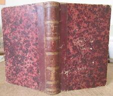 CHANSONS DE BERANGER ILLUSTREES PAR GRANDVILLE 1839 XIXe SIECLE 55 PLANCHES