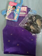 """Springfield Doll Clothe-Purple Gown, Gloves&Shoes-for American Girl/all 18"""" doll"""