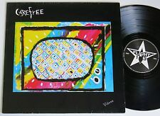 CAREFREE VIDEOS ORIG FLIGHT 13 RECORDS PUNK LP VG++ MIT INSERT!