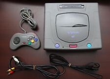 Sega Saturn Victor Saturn RG-JX2 V-good console Japan import SS system US Seller