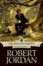 Wheel of Time: The Dragon Reborn 3 by Robert Jordan (1991, Hardcover, Revised)