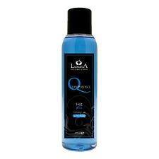sexy shop toy QUINTESSENCE OLIO MASSAGGIO HOT KISS 125 ML + 10 PRESERVATIVI MIST