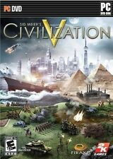 Civilization 5 - Sid Meier (PC, 2010) Complete Edition Steam Delivery