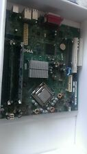 DELL OPTIPLEX 745 GX745 desktop motherboard MM599 de trabajo