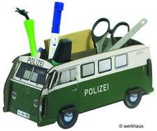 VW Bus T1 - Stiftbox / Ordnungsbox - Polizei - NEU