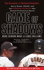 Game of Shadows by Mark Fainaru Wada (2007)LPb