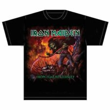 Iron Maiden From Fear To Eternity Album T-Shirt Unisex Taille / Size L ROCK OFF