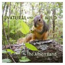 The Albion Band Natural And Wild CD NEW SEALED Folk Phil Beer/Ashley Hutchings..