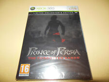 Prince Of Persia The Forgotten Sands Limited Collectors XBOX360 **New Sealed**