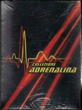 Adrenalina Monster Box Cof. 10 DVD Nuovo Sigigillato 8010312047862