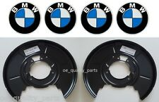 OE Genuine BMW 3 E46 E36 Rear Left Right Brake Disc Cover Back Protection Plate