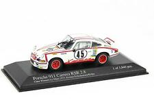 PORSCHE 911 CARRERA RSR 8TH LE MANS MINICHAMPS 430 736945 1:43 NEW DIECAST MODEL