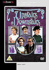 Upstairs Downstairs - On Trial/The Wages Of Sin (DVD, 2007)free postage uk