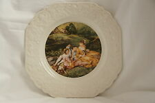 Lord Nelson Pottery Plate Hand Crafted England