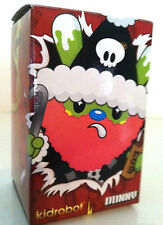 """DUNNY 3"""" HOLIDAY BLIND SEALED TADO KRUNK A CLAUS ELF CHASE? KIDROBOT 2009 TOY"""