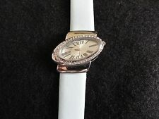 Pretty Ladies Quartz Watch with a Light Blue Band