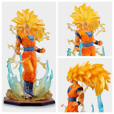 Figuarts ZERO Dragon Ball Z Super Saiyan 3 Son Gokou Goku Figur Figuren no box