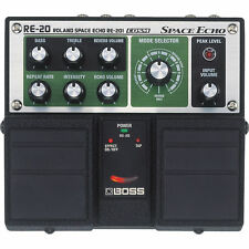 Boss RE-20 Space Echo Pedal (Space Echo) RE20