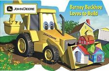 Barney Backhoe Loves to Build (John Deere)