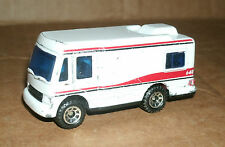 1/70 Scale Truck Camper Diecast Model - Matchbox Motorhome RV Vacation Caravan