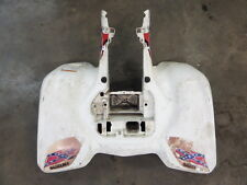2003 SUZUKI LTZ400 REAR FENDER PLASTIC BODY PANEL FAIRING