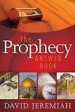 THE PROPHECY ANSWER BOOK by David Jeremiah (2010, Hardcover)