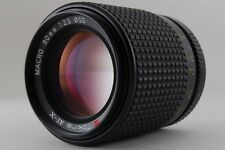 【Rare!】 Tokina AT-X 90mm f/2.5 MACRO MF Lens for Contax/Yashica From JAPAN #2259