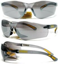 Lot of 3 Pair Dewalt Contractor Silver Mirror Safety Glasses Sunglasses Z87+