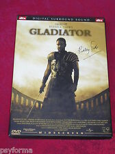 DVD Gladiator / Russel Crowe - Ridley Scott / Comme neuf !!!