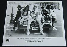 THE BLOODY STOOLS—1991 PUBLICITY PHOTO