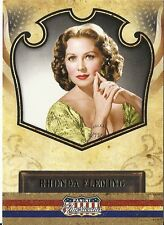 Rhonda Flemming. 2011 Panini Trading Card #75. In Protective Sleeve. Spellbound