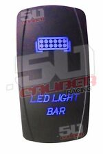 Marine Boat LED Bar Rocker Switch Blue Mastercraft Baja Calabria Malibu Wake Ski