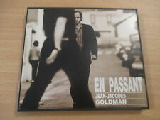 cd album jean-jacques goldman en passant